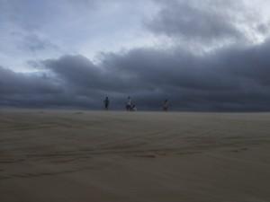Lomas de arena