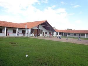 """Schule """"Arajuruana Fe y Alegría"""""""