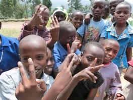 Kinder aus Urumuli