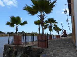 Porto das Barcas - das historische Zentrum von Parnaiba.