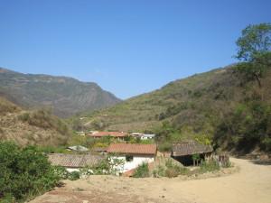 Bauernhöfe von Tabacal