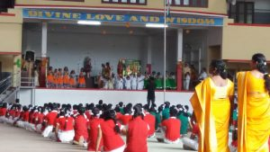 Independence Day an der Mary Matha ICSE School