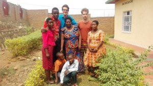 Damiens Familie und Johannes